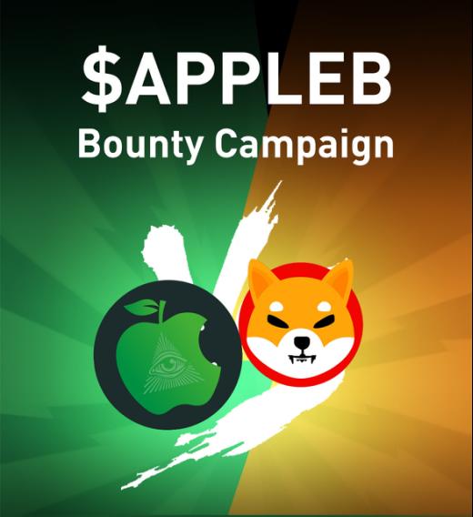 植物币AppleB海外社区走红