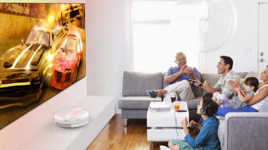 激光电视进入普通家庭:长虹引领高端家电市场新变革