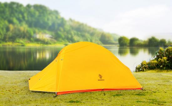 希尔曼超轻20D涂硅露营帐篷--给你诗与远方